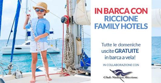 Corsi di Barca a Vela per Bambini | Riccione Family Hotels