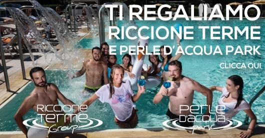 Family Wellness Voucher - ti regaliamo Riccione Terme e Perle d'acqua Park