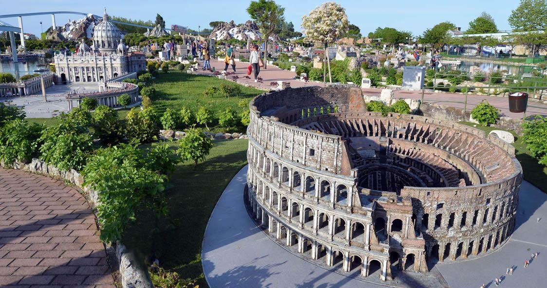 Parco Italia in Miniatura