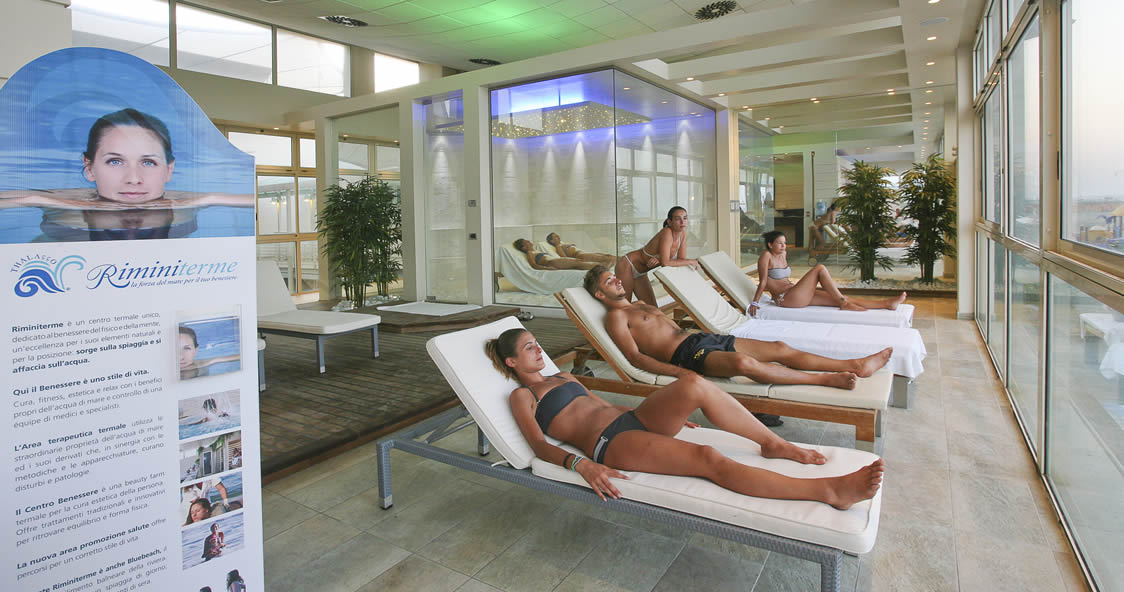 Riminiterme spa centre