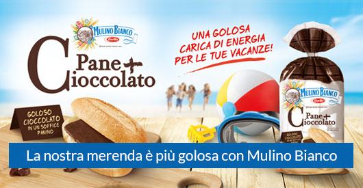 Le vacanze family hanno più gusto con Mulino Bianco!