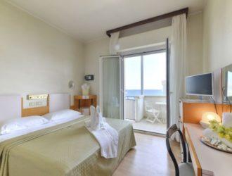 Vacanze a tutto comfort a Riccione? Scegli la nostra camera FAMILY!