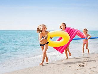 Offerta BIMBO GRATIS: inizio Giugno al mare dal 7 al 13 giugno 2020