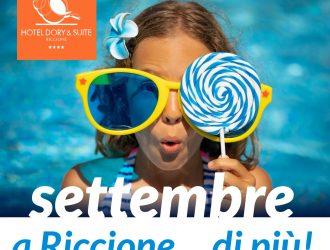 SETTEMBRE A RICCIONE....DAL 28/8 - 12/9 MI DIVERTO DI PIU` !