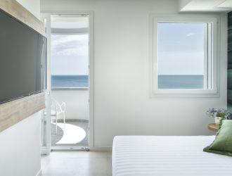 Esclusiva suite vista mare a Riccione